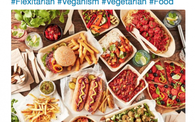 Four Pieces of News The Show How Veganism is Going Mainstream